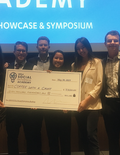 Social Enterprise Academy Prize Giving